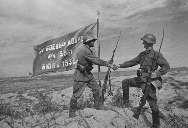 Халхин-Гол. Вторая русско-японская война | Русская семерка