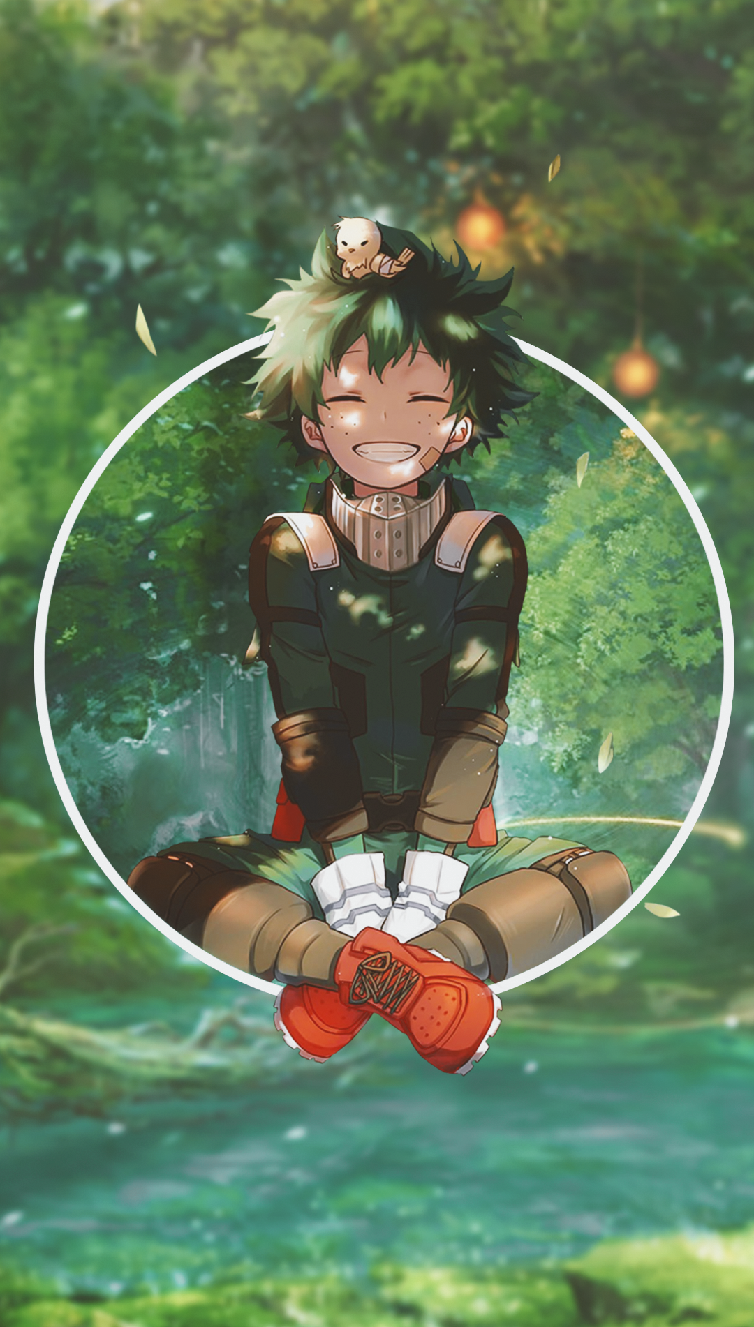 Anime Picture In Picture Boku No Hero Academia Anime Boys Smiling 1080x1902 Wallpaper 5wdzm1 Wallhaven Cc Anime Boy Smile Hero Hero Wallpaper