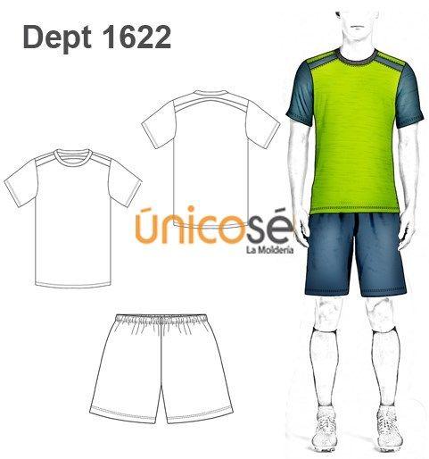 Moldes Unicose Moda Moda Masculina Roupas Esportivas