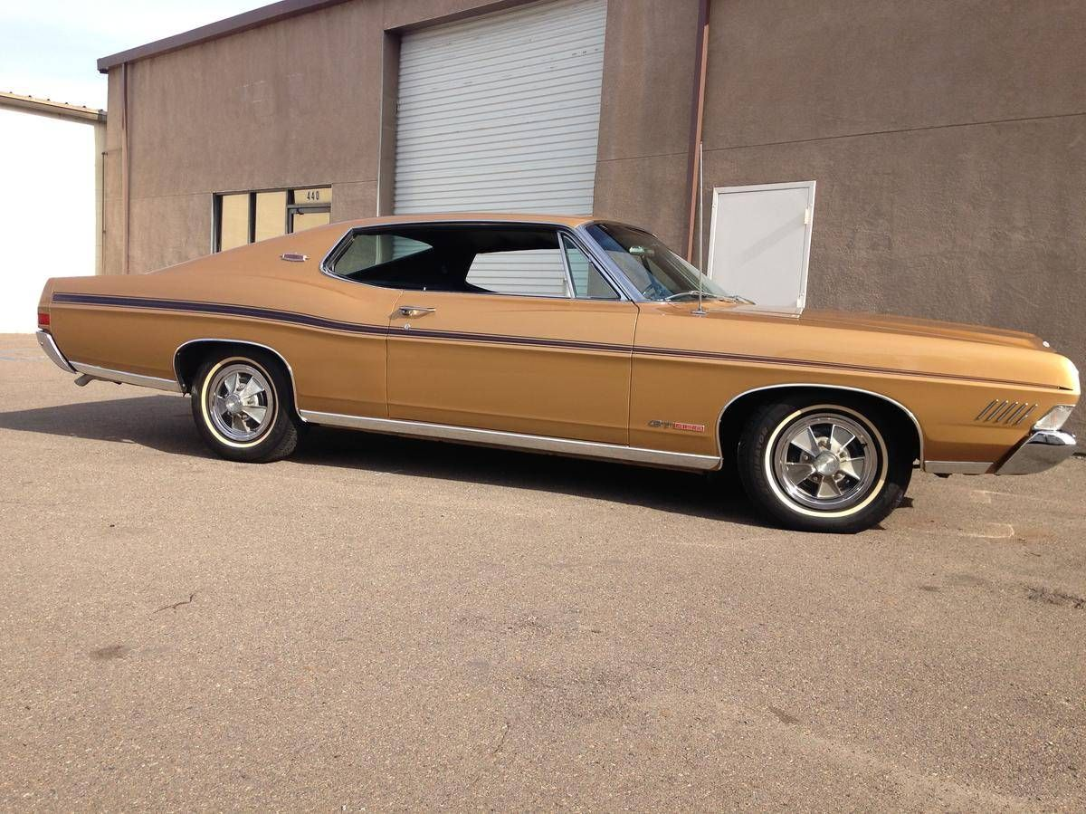 1968 ford galaxie xl fastback gt q code for sale 1804559 hemmings motor news