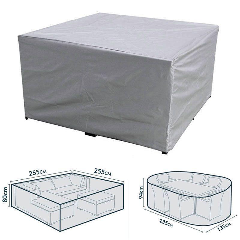 Large Garden Outdoor Patio Furniture Set Cover Waterproof