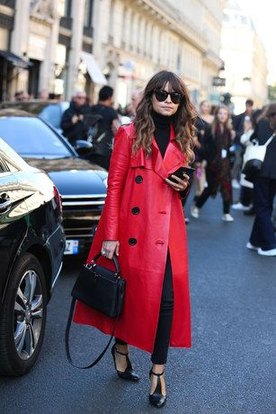 Records of my Troubles: Paris Fashion Week Street Style