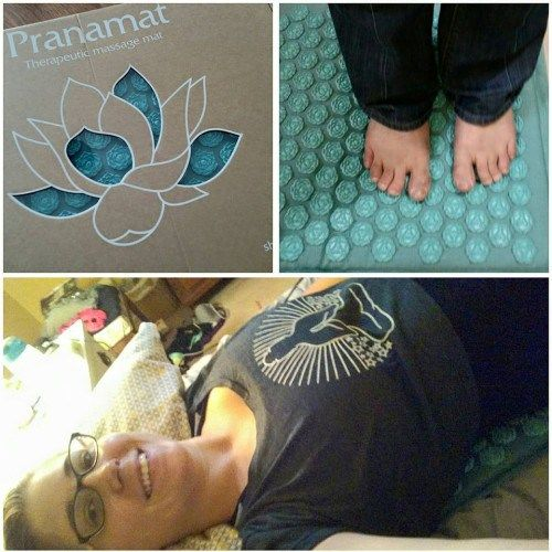 Pranamat review on the GypsyWonders Website #relaxation #therapeuticmassage #acupressure #acupuncture #naturalmedicine #naturalpainrelief