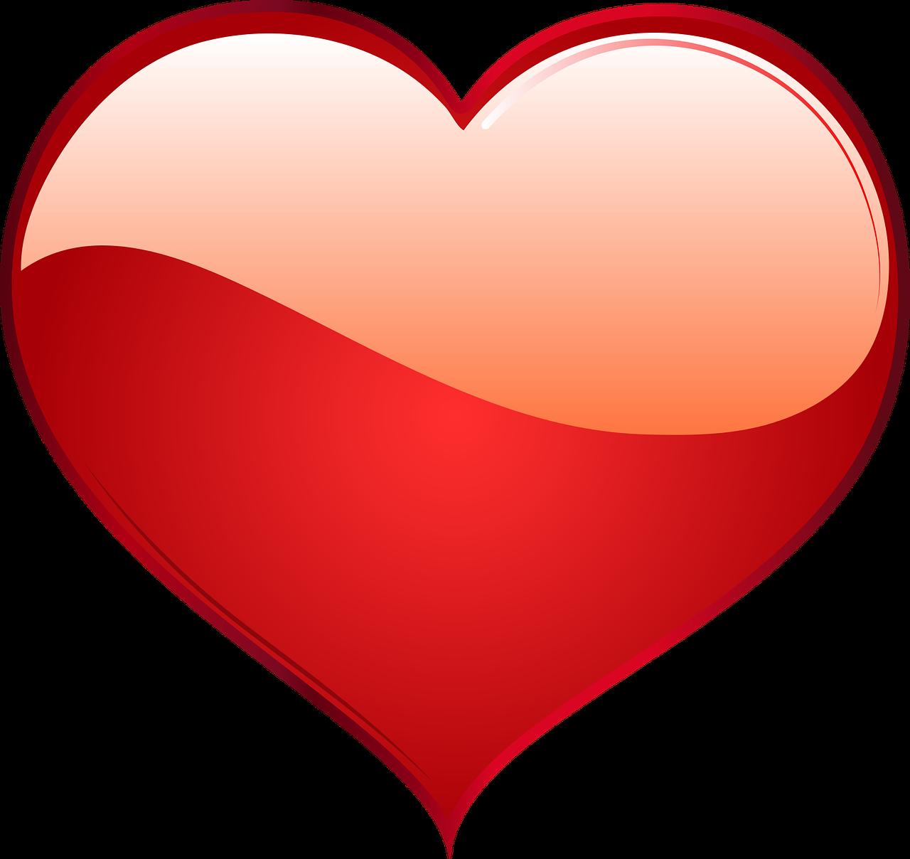 Imagen gratis en Pixabay - Corazón, El Amor, Pasión, Rojo (com ...