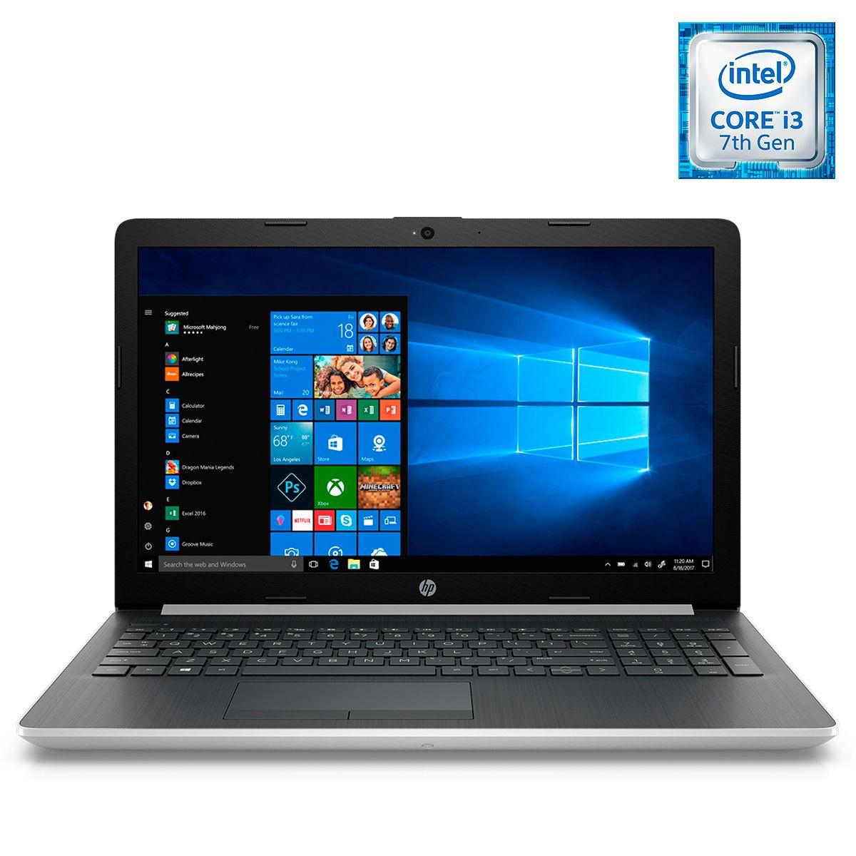 LAPTOP HP 15DA0009LA (COREI3, 15.6 PULG.) Laptop
