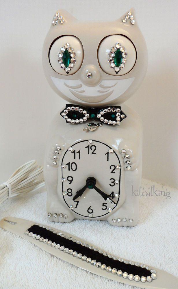 Kit Cat Klock Kat Clock 1960 S Electric Model Felix