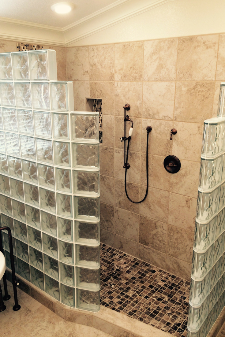 How to avoid the 5 biggest blunders with glass block showers ...