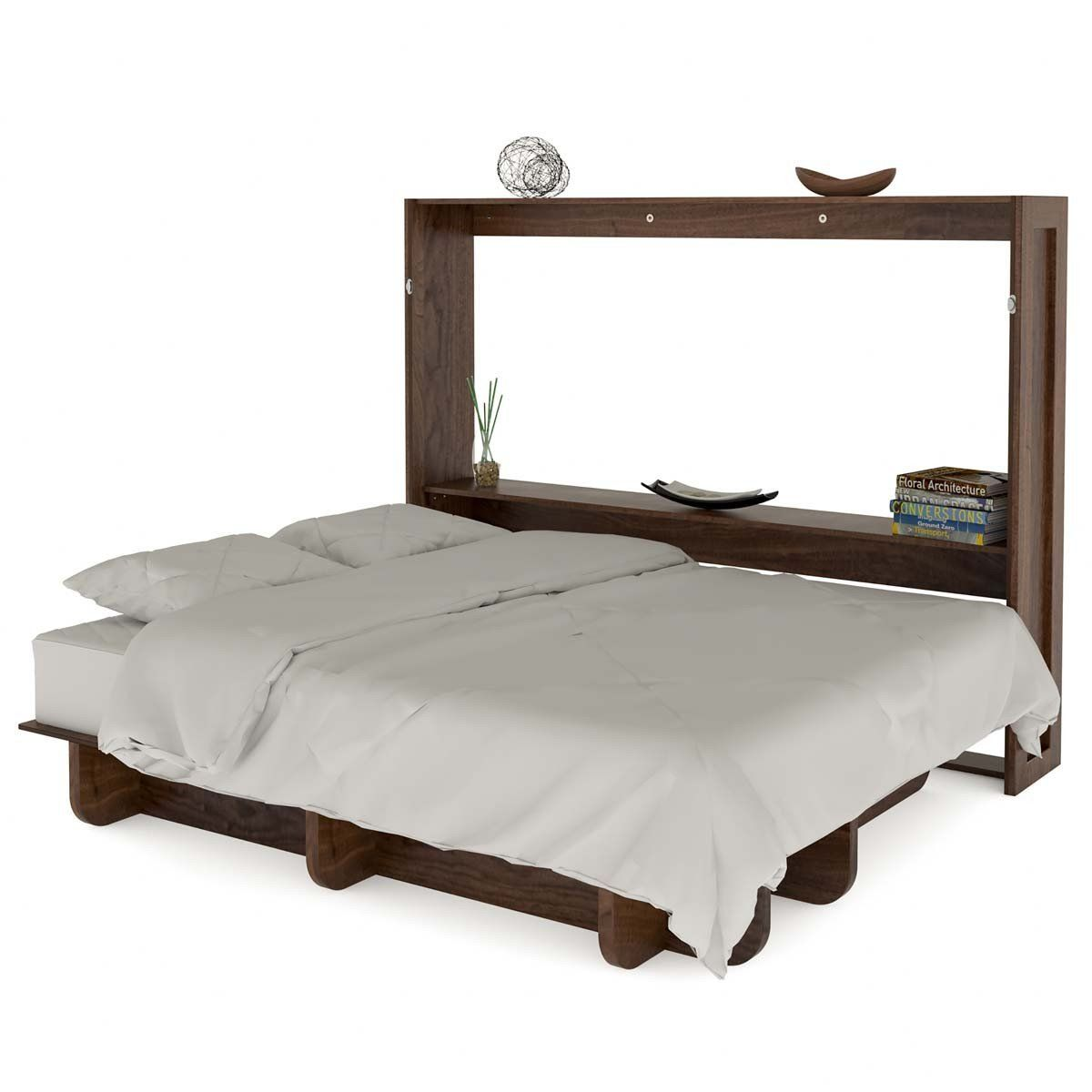 Euro King Size Metric Kits And Plans Murphy Bed Pinterest