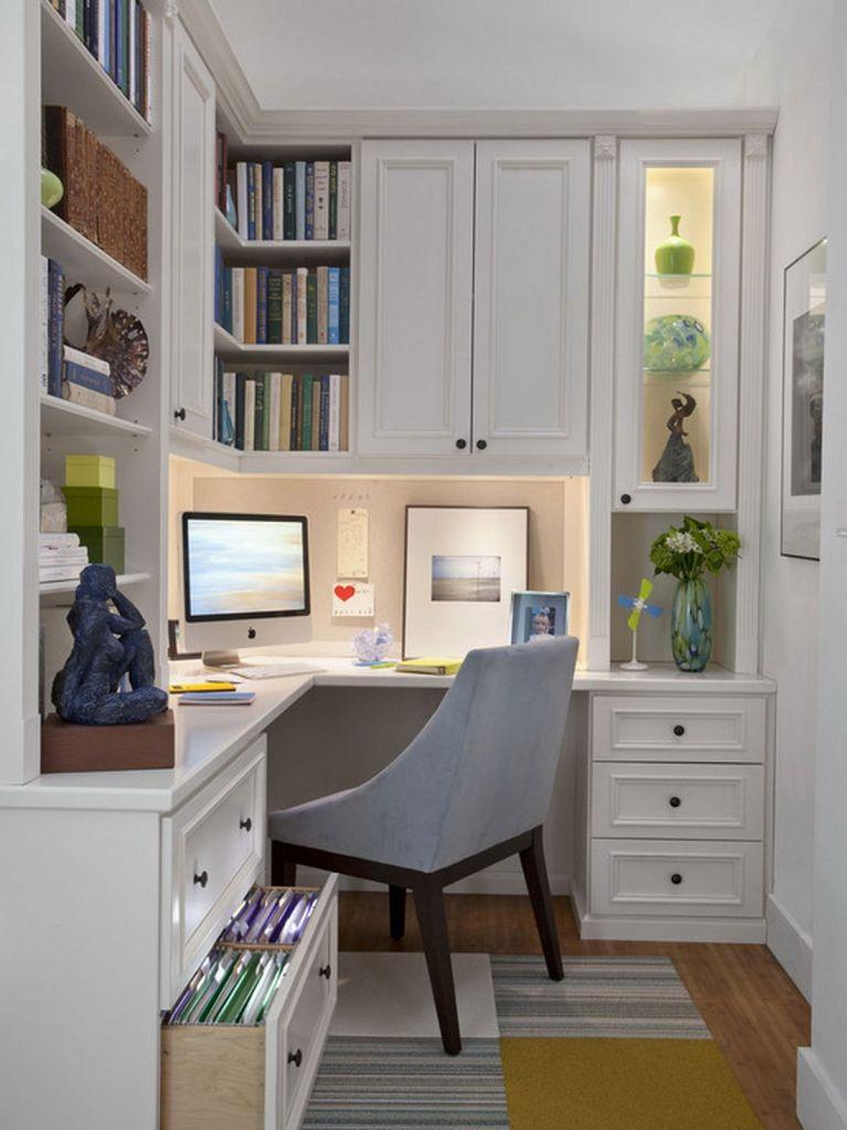 Schreibtisch Bücherregal Wand Einheit Luxus home office