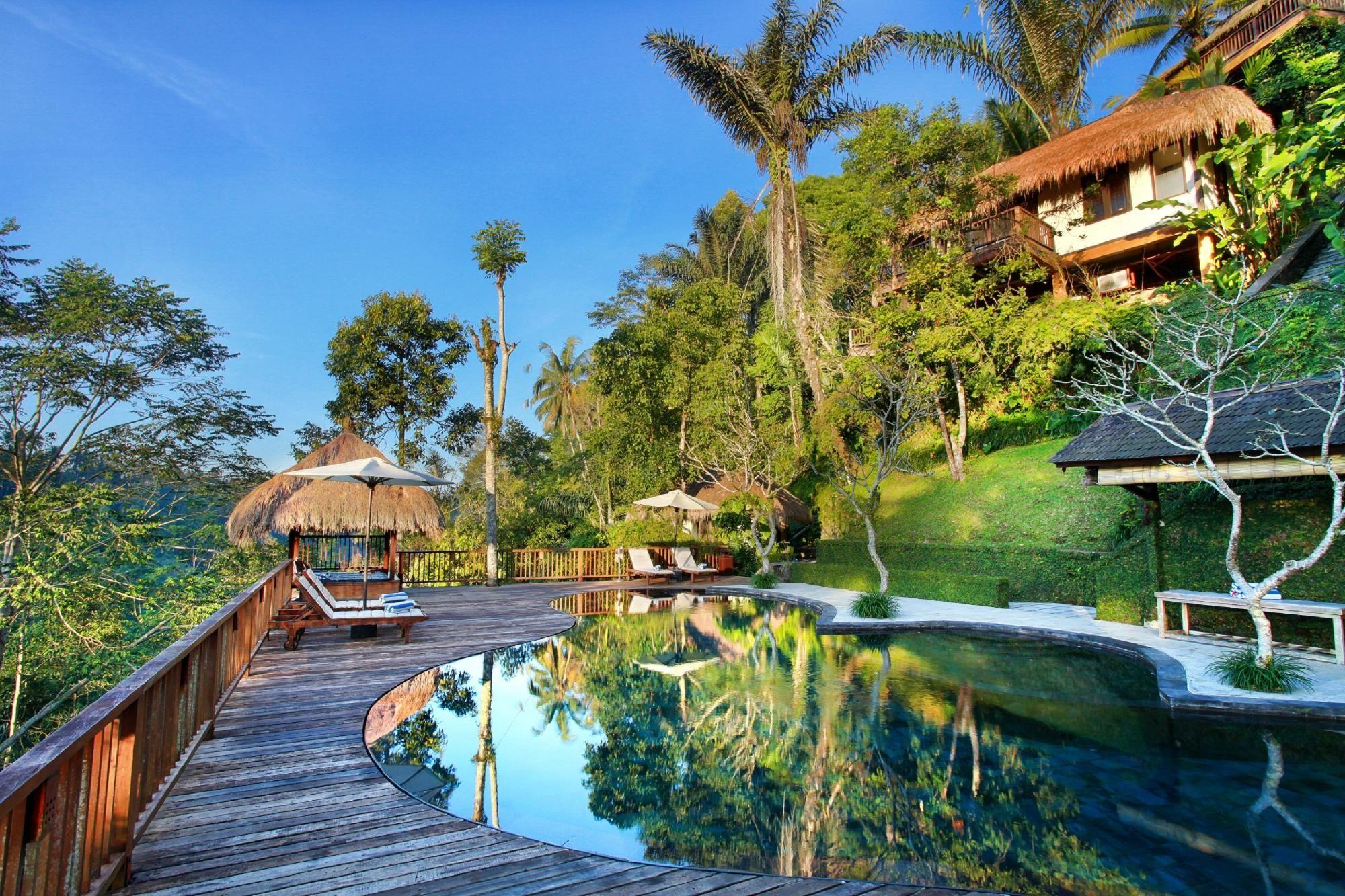 Nandini Bali Resort & Spa Ubud (Payangan, Indonesië) - Hotel ...