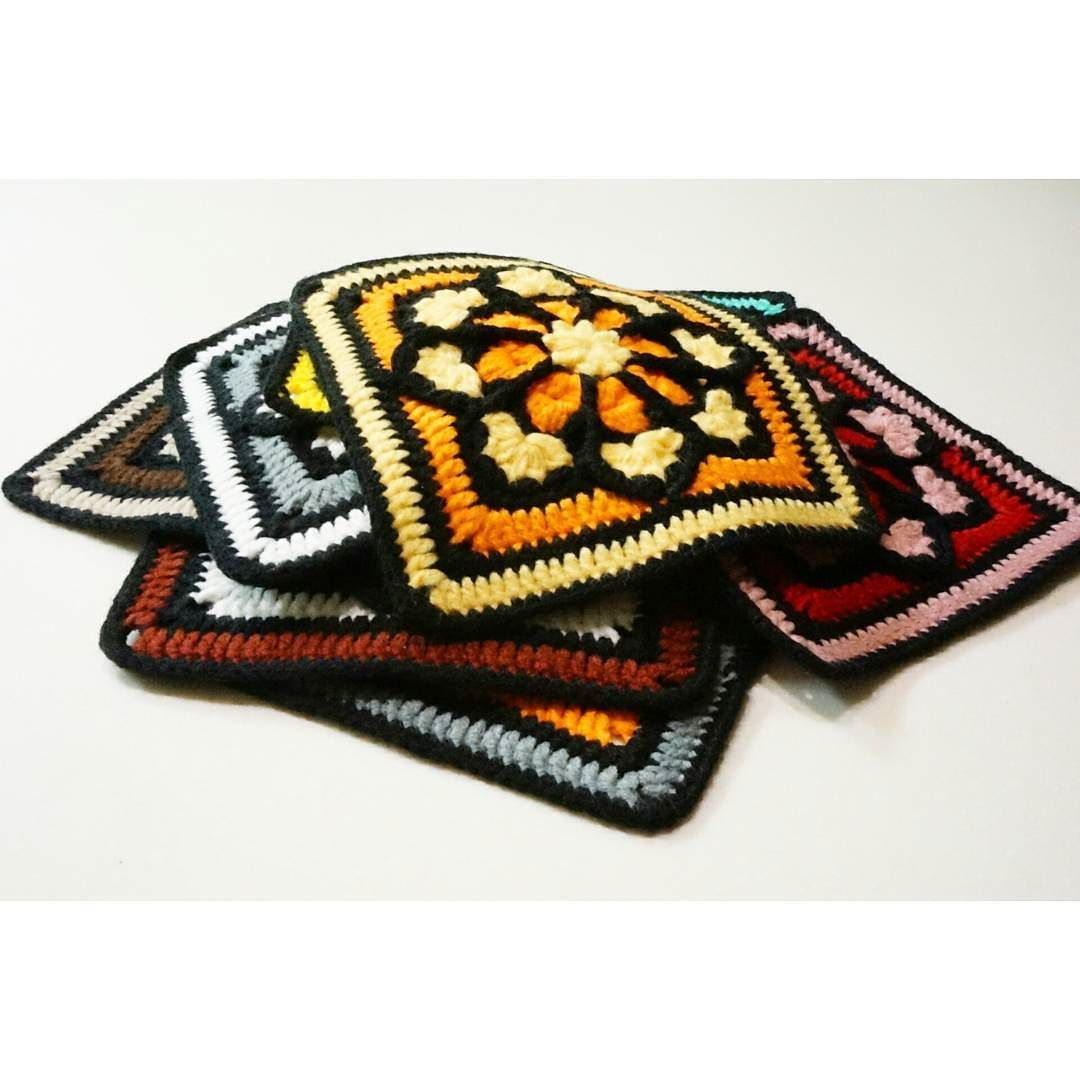 #crochet #crochetblanket #blanket #motif #crochetmotif #바비아줌마 #코바늘 #손뜨개 #뜨개질 #블랭킷 #코바늘블랭킷 #handmade #모티브 #모티브블랭킷 #ilovecrochet by crochet_barbie