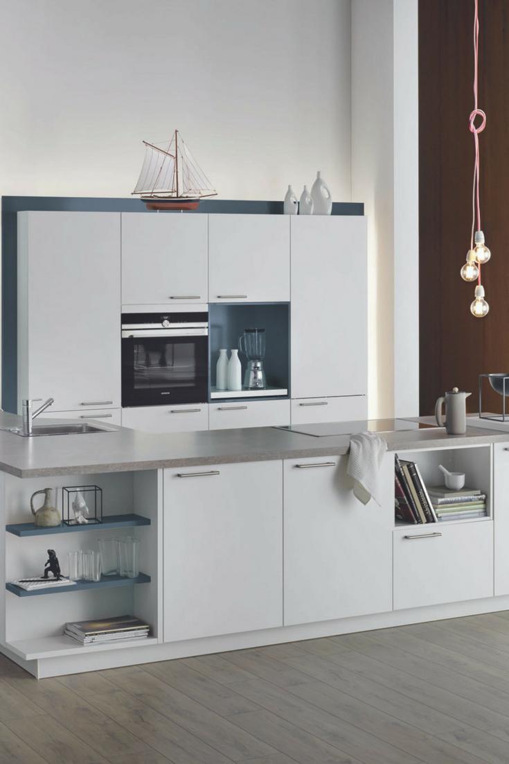 eine weiße kücheninsel ist ein traum! bilder und ideen für, Kuchen