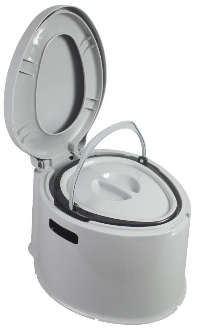 Kampa Khazi Portable Toilet   UK   World of Camping   Kombi ...