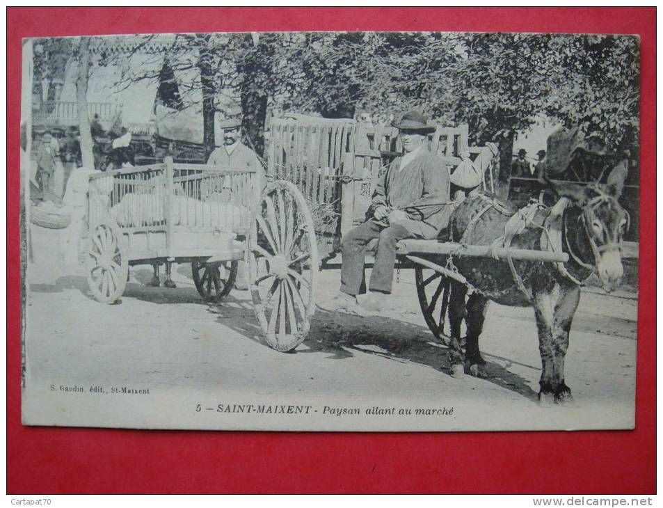 Cartes Postales / paysan 79 - Delcampe.fr | Carte postale, Postale