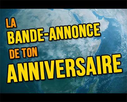 La Bande Annonce De Ton Anniversaire Carte Anniversaire Animee Carte Anniversaire Animee Carte Virtuelle Anniversaire Carte Anniversaire