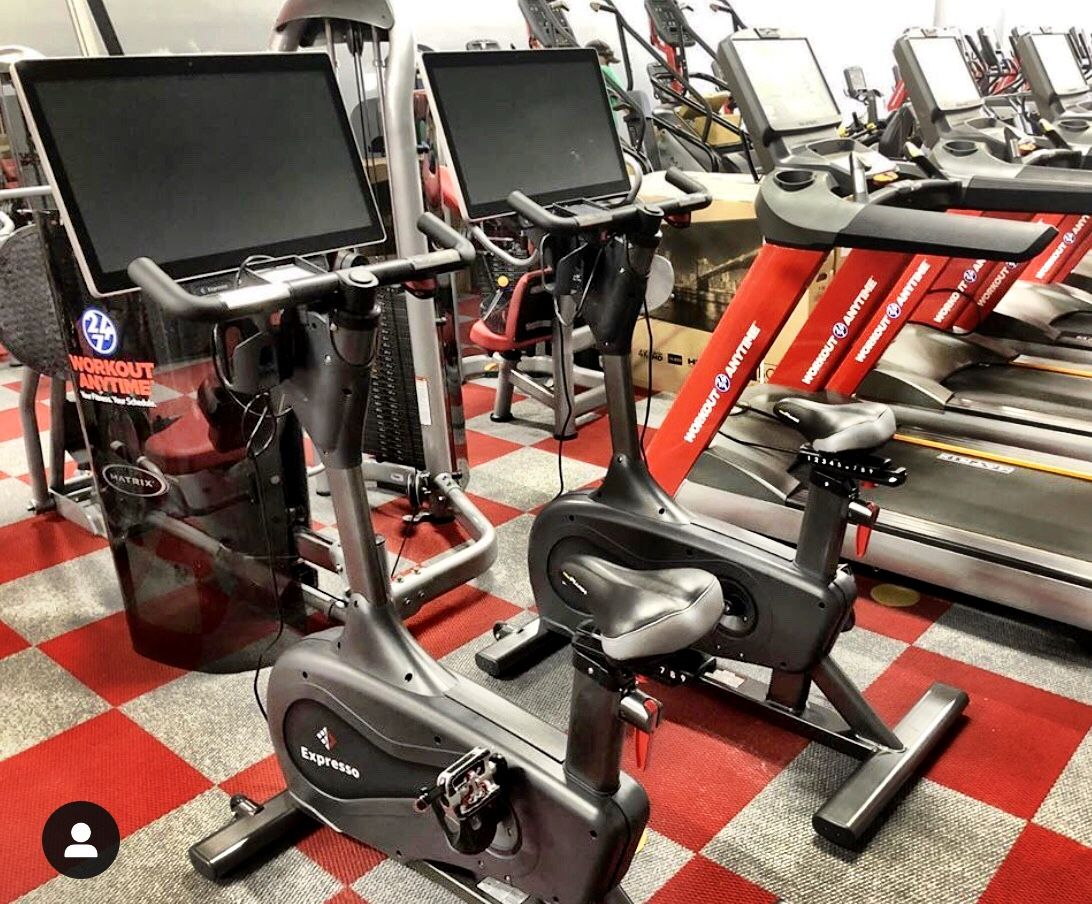 Pin By Workout Anytime Official Page On Woat Club Features Anytime Fitness Gym Gym Equipment