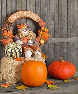 Outdoor Thanksgiving Decorations from Punchbowl - Outdoor Thanksgiving Decorations In 2018 Home Decor Pinterest