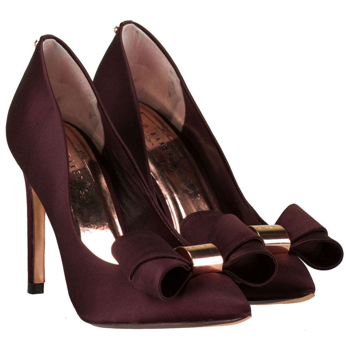 b89250cb35f TED BAKER ▻ Pumps 'Ichlibi' mit Schleifenapplikation | Stylish ...