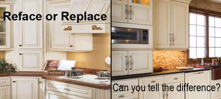 Get Ideas To Reface Kitchen Cabinets Refacing Kitchen Cabinets