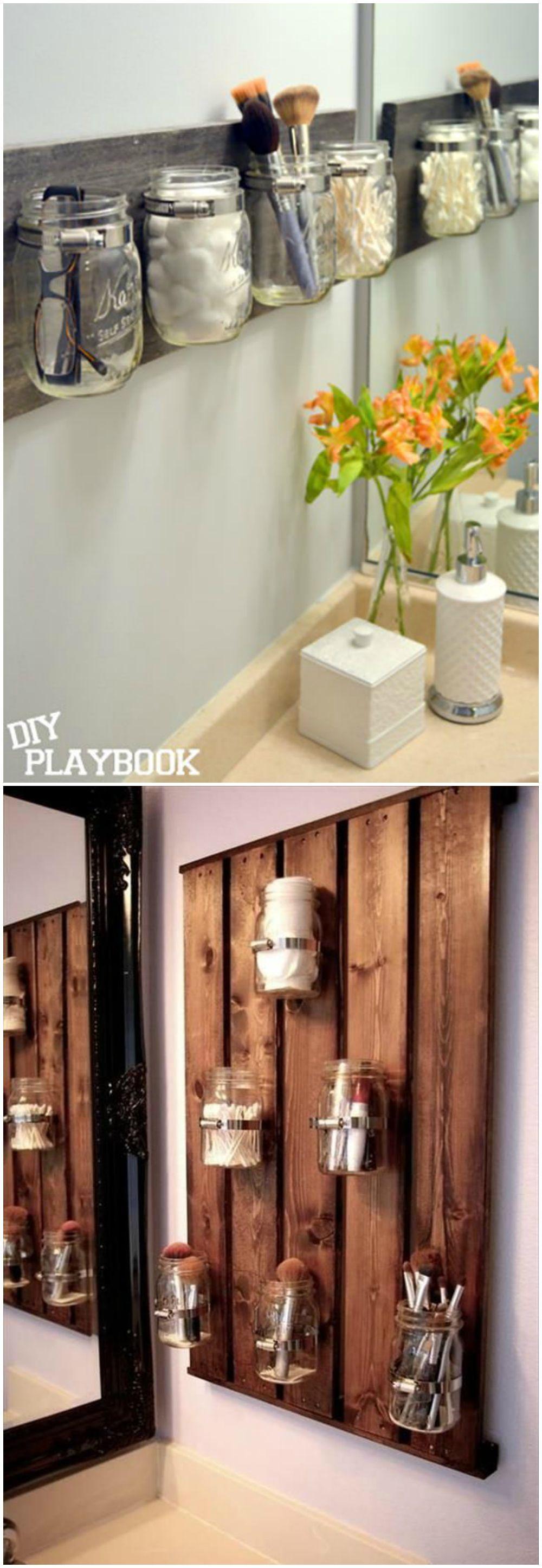 RECICLAJE EN EL ASEO   Decoracion de baños sencillos ...