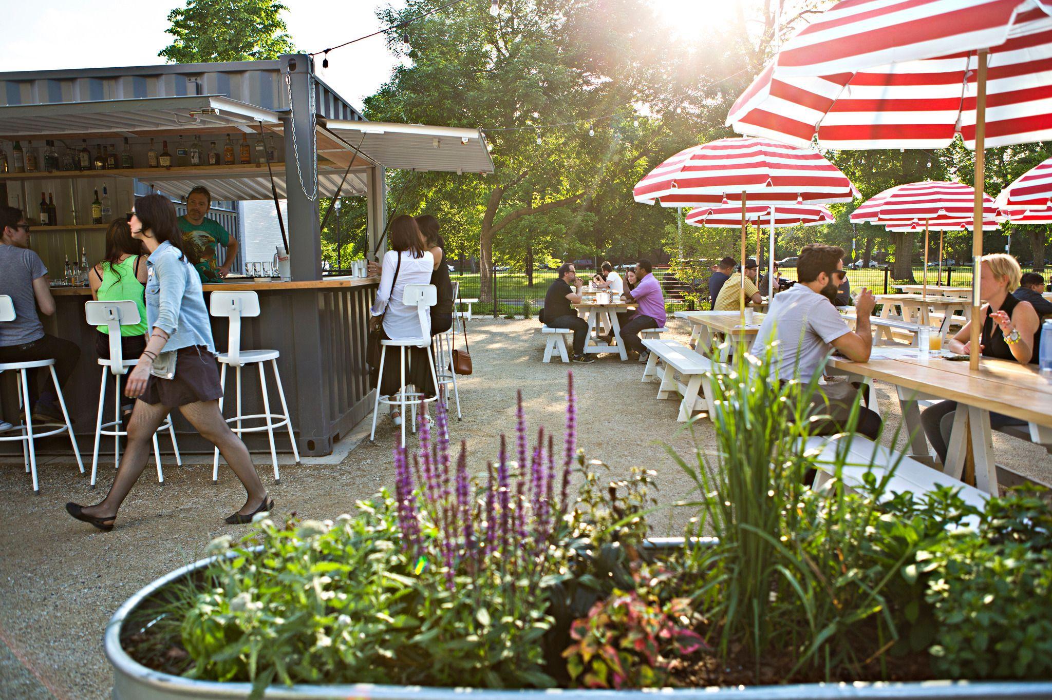 The Best Rooftops Patios And Beer Gardens In Chicago Restaurant Patio Outdoor Restaurant Chicago Restaurants