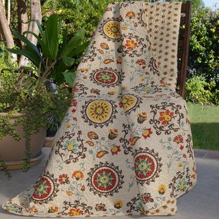 dignify collections throw blankets throws cotton quilt quilts kantha