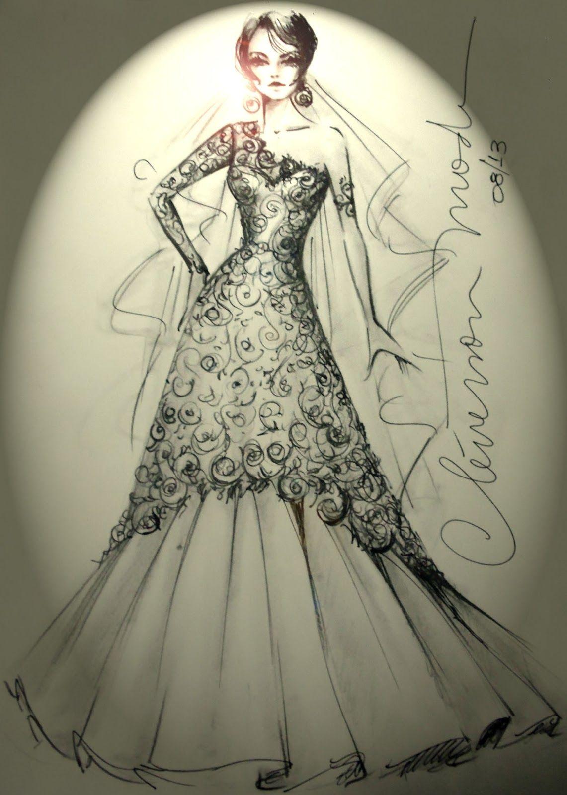 Desenho De Rendinha Esboço De Moda Desenhos De Moda E