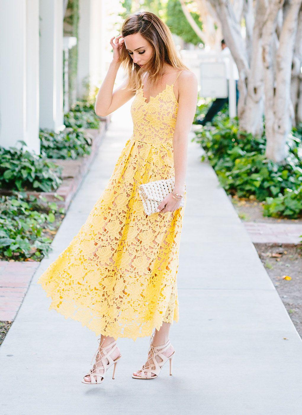 Ootd sydne style is fresh as a daisy in summerus it dress stylish