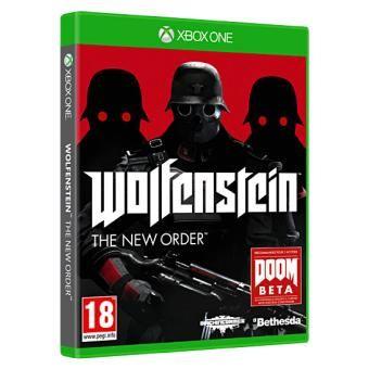 Wolfenstein The New Order Xbox One Jeux De Tir Jeux Xbox One Et Jeux