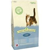 James Wellbeloved Cat Light Fish 1 5kg Cat Light Cat Food Cats