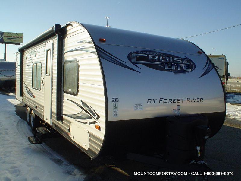 2015 Forest River Salem Cruise Lite Midwest 281QB