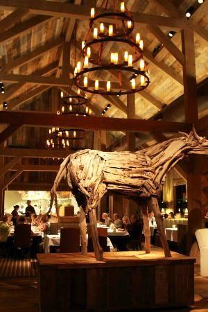 Stunning Artisanal Restaurant Banner Elk
