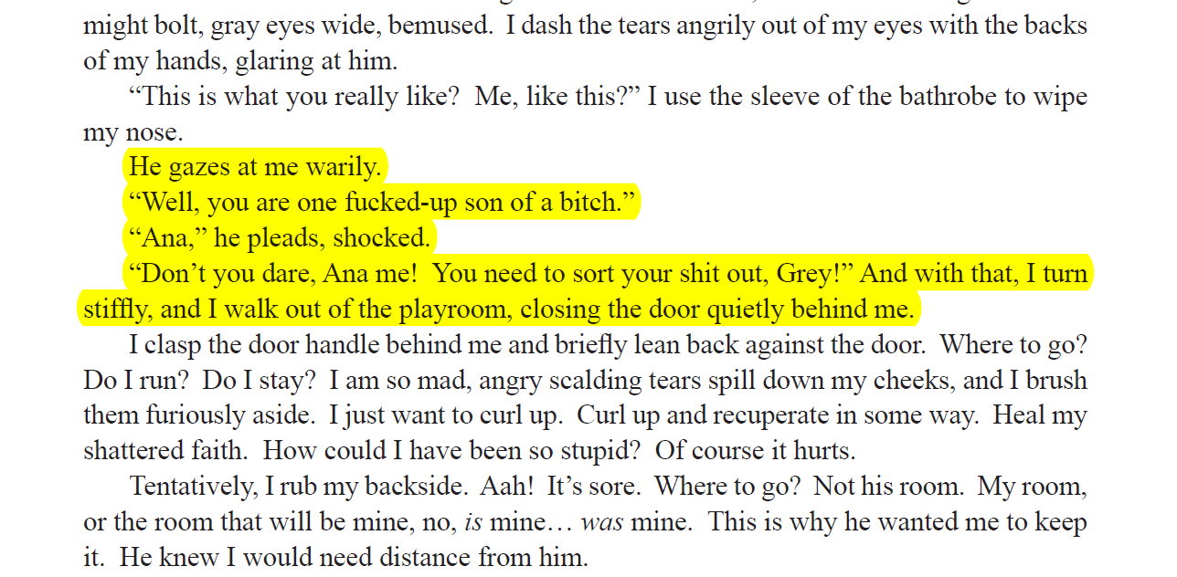 these lines. Fifty ShadesMadness50 Shades