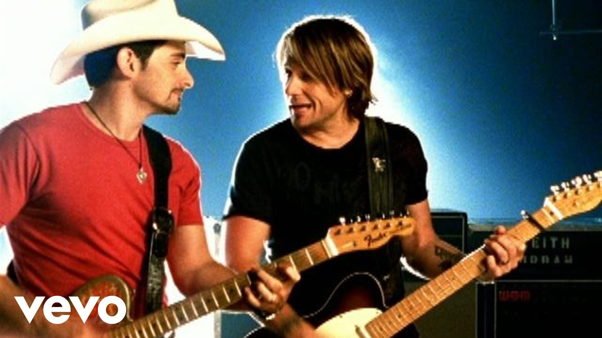 Brad Paisley Start A Band Duet With Keith Urban Brad Paisley Songs Brad Paisley Keith Urban
