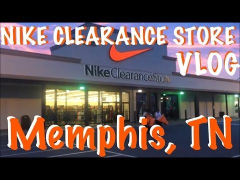 Nike Clearance Store Vlog In Memphis Tn Nike Clearance Store