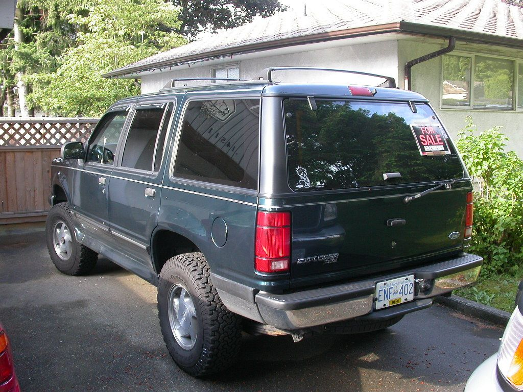 Ford explorer 1993 photo 6