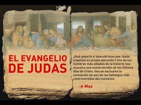El evangelio prohibido de judas | Enigmas