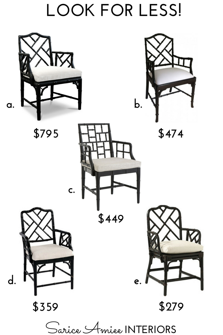 Look For Less Vol Iii Chinese Chippendale Chair Blog