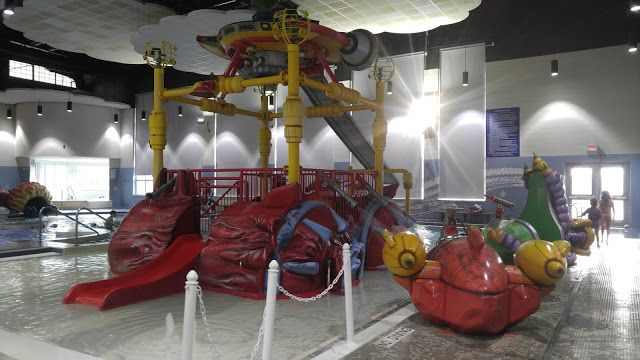 Lakeland High School Indoor Water Park This Amazing Community Resource Is Located In The Lakeland High School In White La Indoor Waterpark Water Park Lakeland