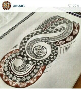 follow amazart on instagram this guy is seriously talented at drawing fijian tribal designs. Black Bedroom Furniture Sets. Home Design Ideas