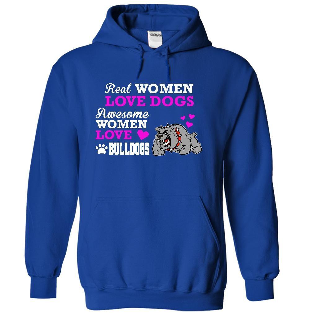Awesome Women Love Bulldogs Hoodies, T shirt, Sweatshirts