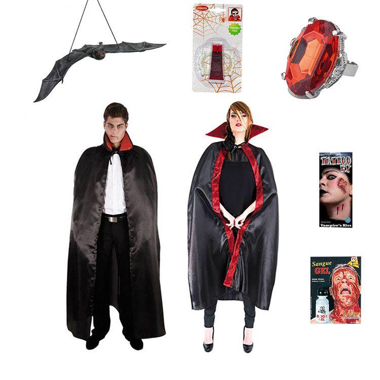 Un Deguisement Halloween Pas Cher Et Facile A Faire Deguisement Halloween Costume Hippie Costume Vampire