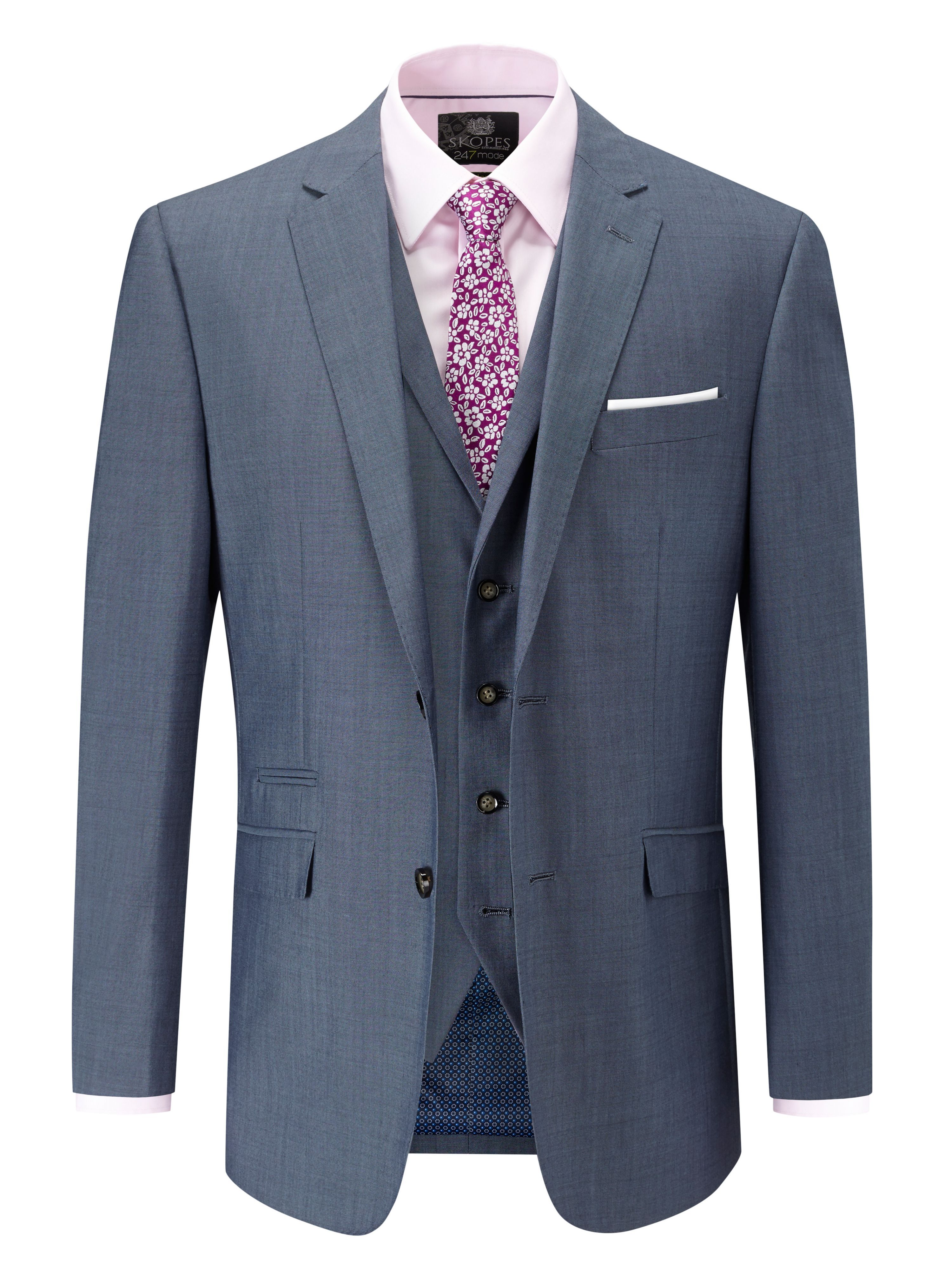Buy: Men's Skopes Egan Jacket, Ice Blue for just: £85.00 House of ...