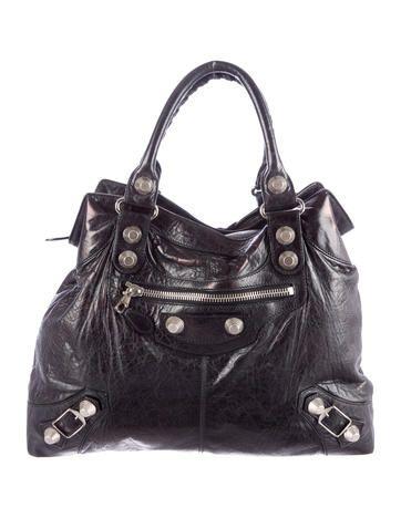 a49742de3aaf Balenciaga Motocross Giant 21 Brief Bag Handbags Online Shopping