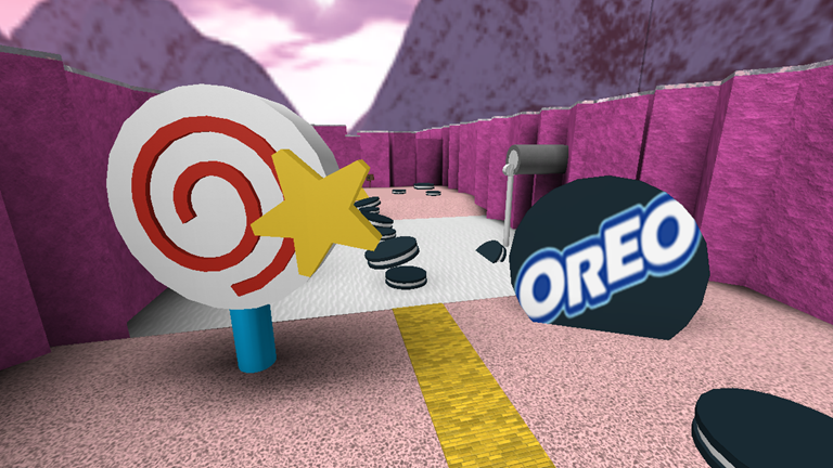 Escape The Bathroom Obby candy obby - roblox | amigos | pinterest