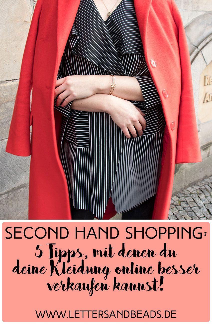 so kannst du deine second hand kleidung online besser