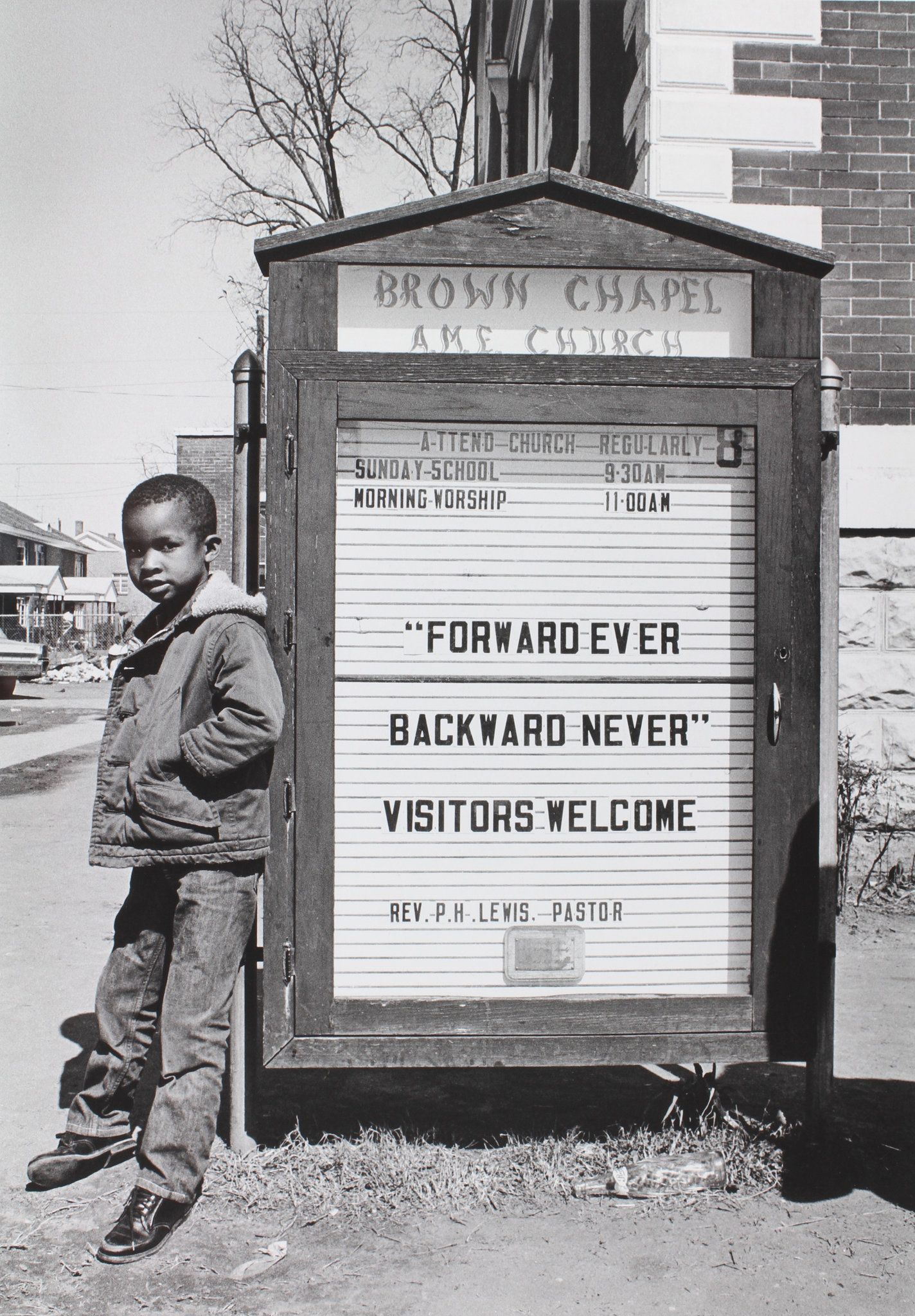 Documenting Selma, From the Inside; James H. Barker/Steven Kasher Gallery, NYTimes.com