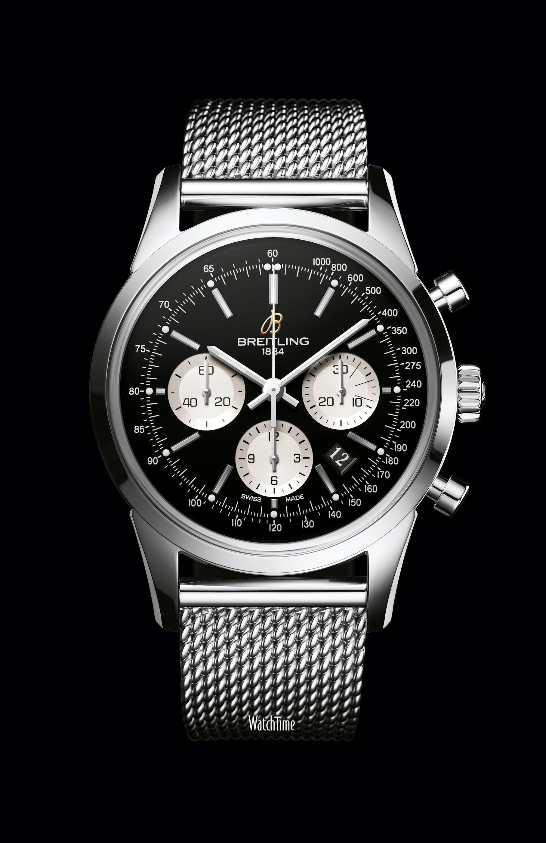 Breitling: the Transocean Chronograph Limited Edition Rolex Watches For  Men, Breitling Watches, Cool