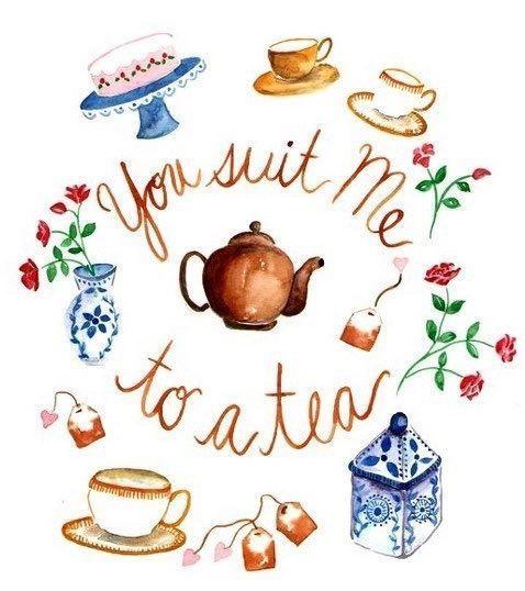 THE TEAPOT CAFE #cuppatea