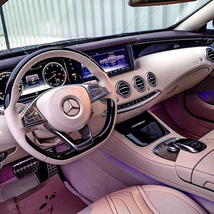 S Class Interior Our online magazine, especially for lovers of luxury selects more high-quality exc